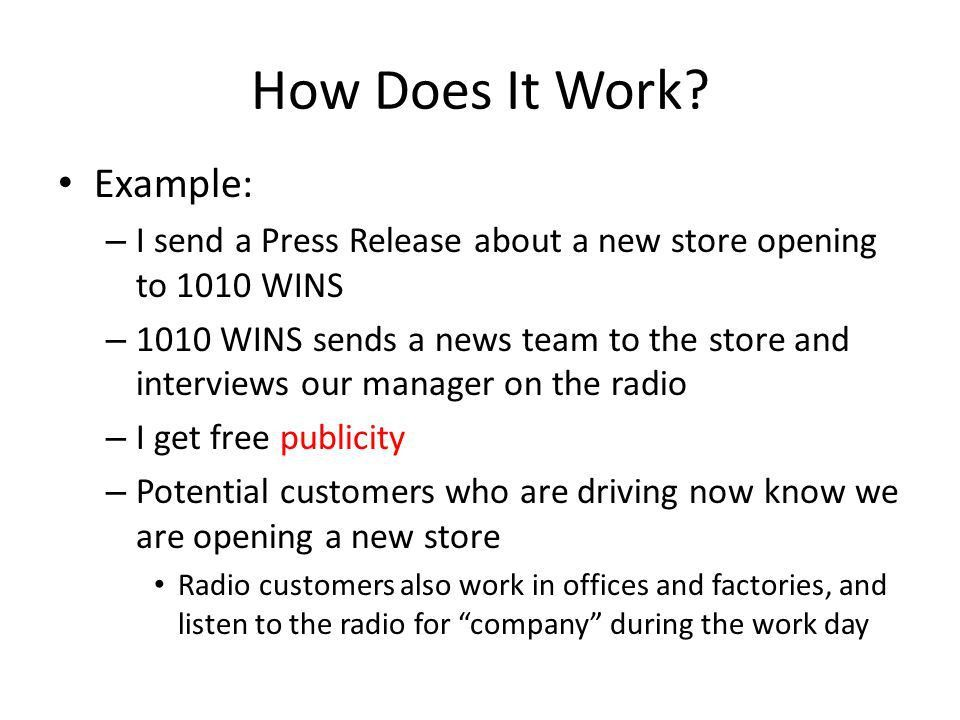 The Press Release Purpose - ppt download