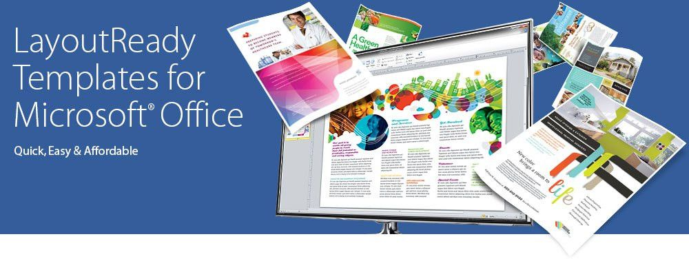 Microsoft Office Templates - Word, Publisher, PowerPoint. Create ...