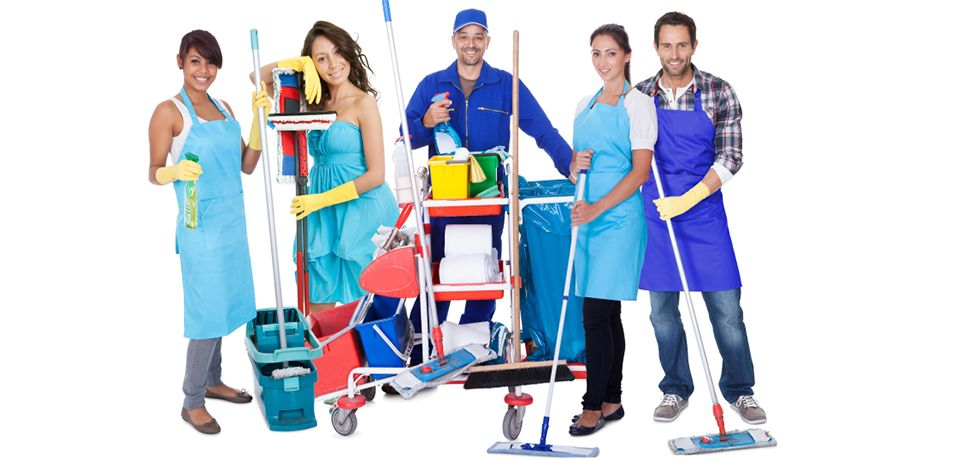 How to start your own cleaning business | HireRush Blog