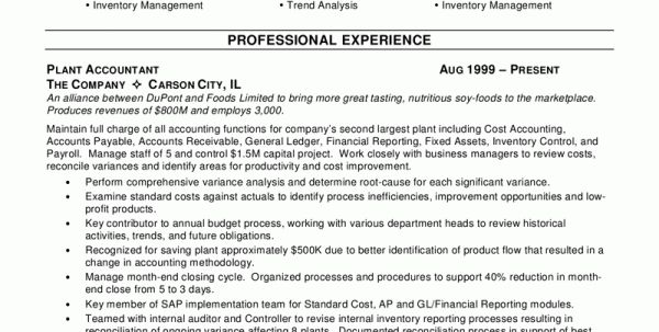 accounting clerk resume examples. cost accounting resume samples ...