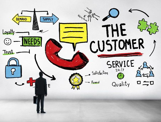 Are you being served? Creating the best customer experience ever -