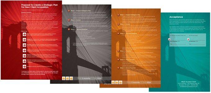 HelloMyNameIsScott: Proposal - TriFecta Creative. Graphic Design ...