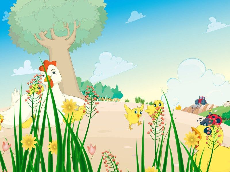 Nature Powerpoint Templates - Page 5 of 6 - Free PPT Backgrounds