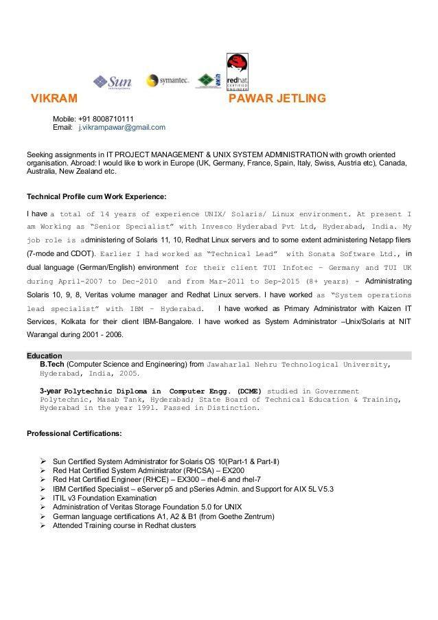 Resume-Vikrampawar