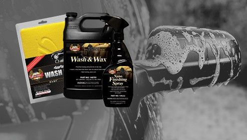 Car Care Products: Paint Refinishing, Auto Detailing & Body Shop Tools