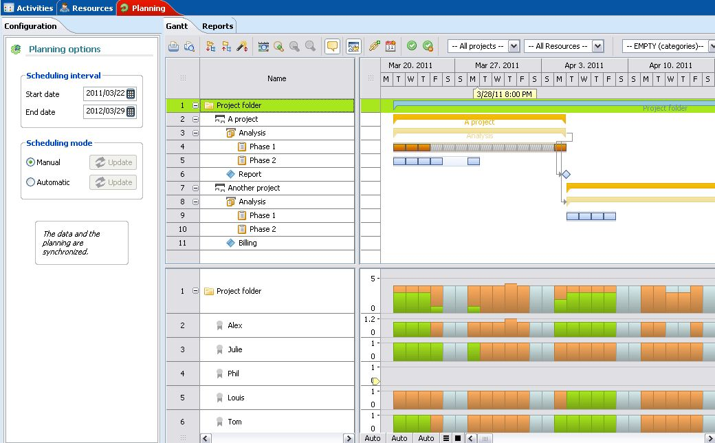 Free Project Planning Software to Improve your Daily Work ...