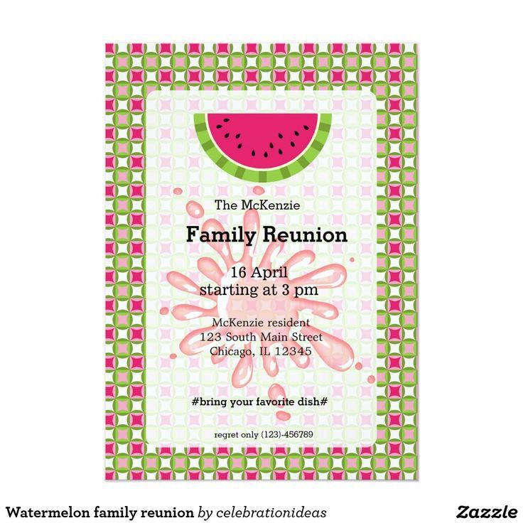 411 best Family Reunion Invitations,Gifts,t-shirts images on ...