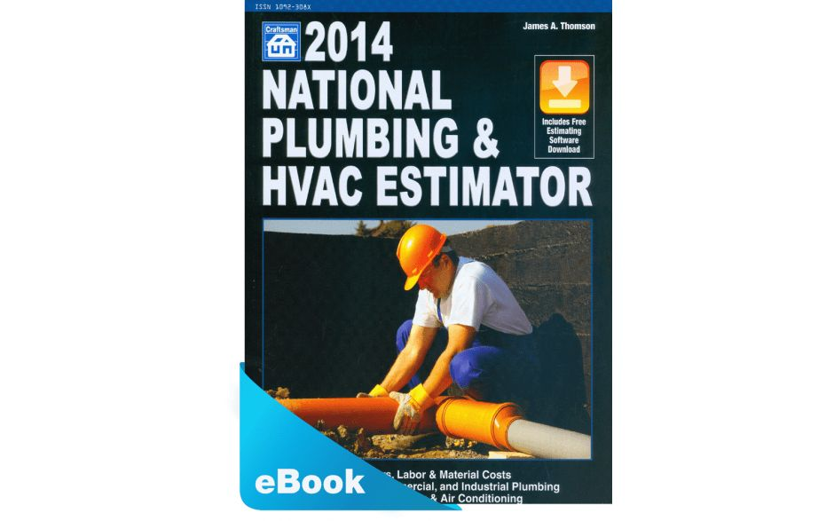 2014 National Plumbing & HVAC Estimator eBook (PDF) - eBooks ...