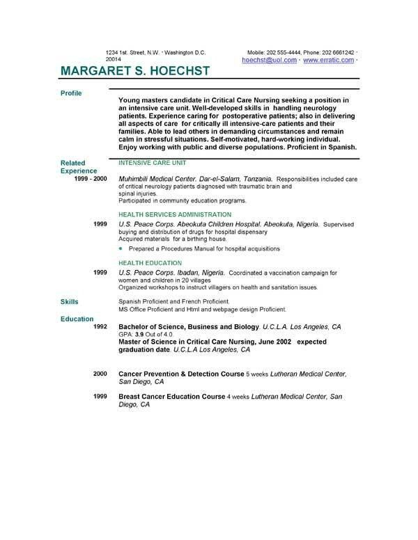 Resume Templates | 25,000 Resume Templates To Choose From ...
