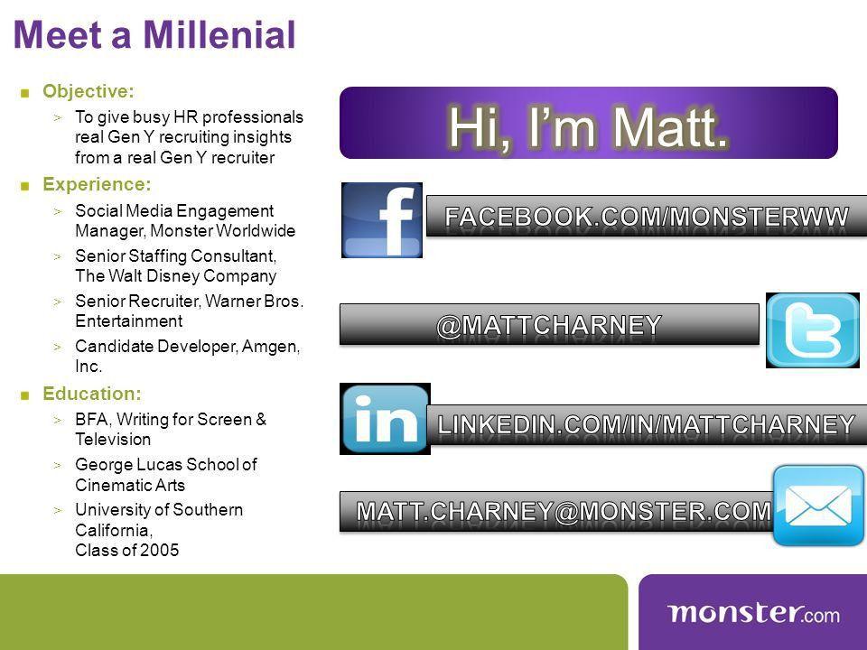 Generation Y Recruiting, Hiring, and Retaining Next-Generation ...