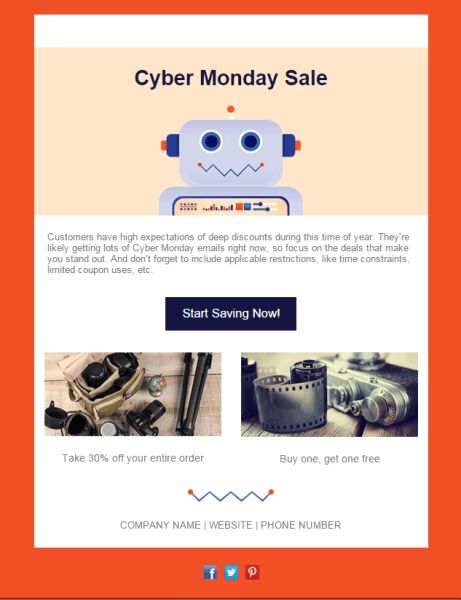 How a Small Business Made $67,000 from One Cyber Monday Email ...