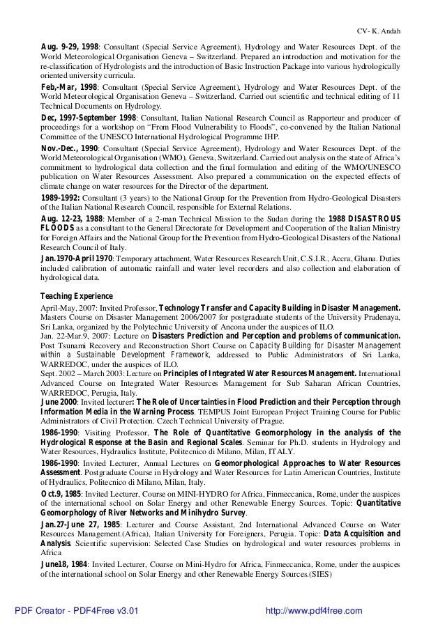 Kodwo Andah Curriculum Vitae 2015.PDF