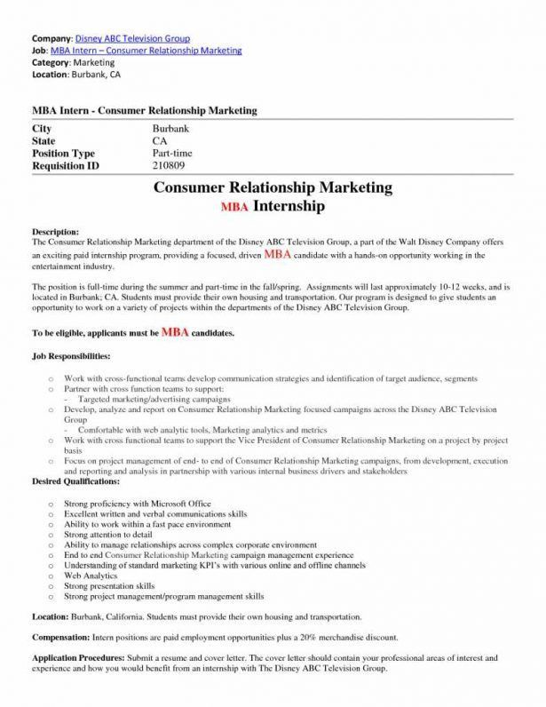 Disney Resume Example Tips For Writing Your Dcp Resume Elly And