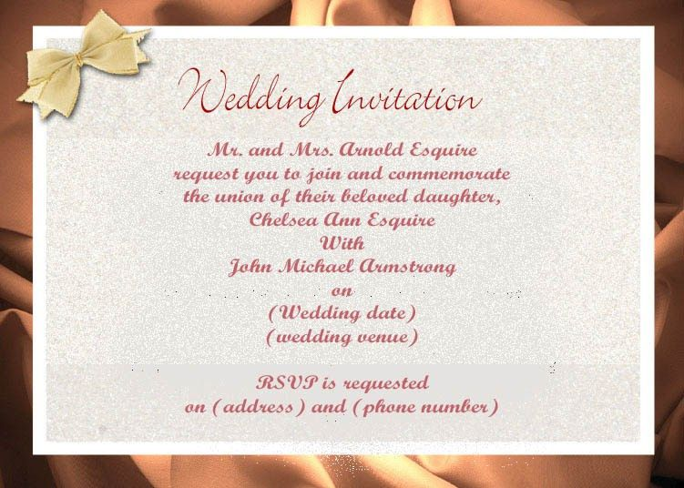 Invitation letter for wedding ceremony wedding invitation letter wedding invitation letter in hindi yaseen for stopboris Image collections