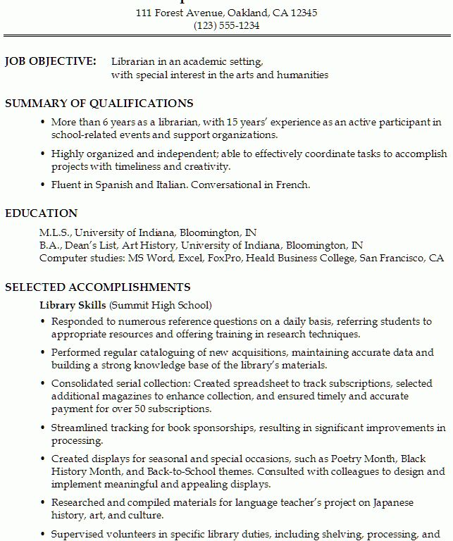 Peaceful Inspiration Ideas Academic Resume Examples 6 Functional ...