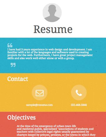 Fake Resume Maker. free resume builder resume com. marketing ...