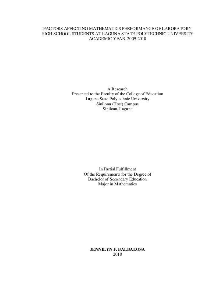 Final na final thesis