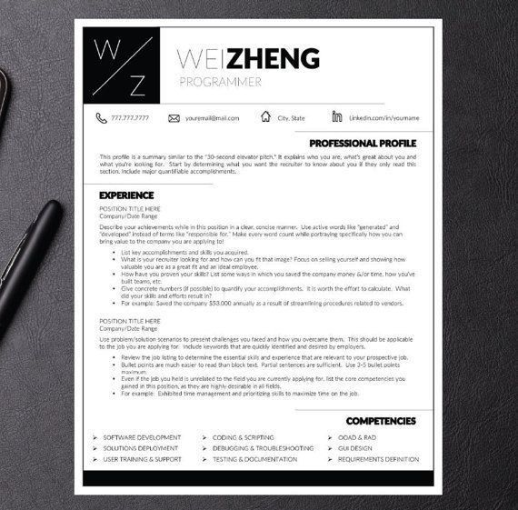 76 best CV FORMAT // CV TEMPLATE images on Pinterest | Cv format ...
