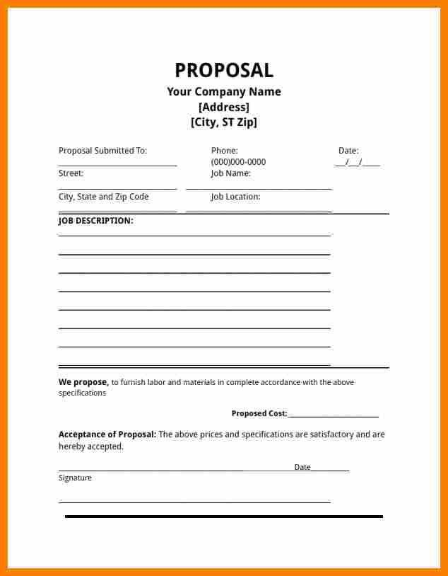 9+ fundraising proposal template word | monthly budget forms