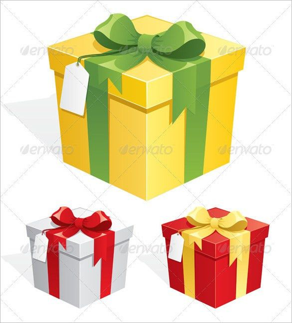 17+ Gift Box Templates – Free Word, PDF & PSD Documents Download ...