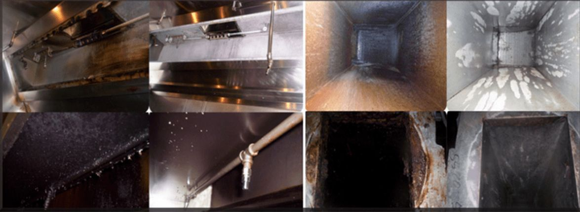 Services Offered by AL's Hood and Duct Cleaning Company