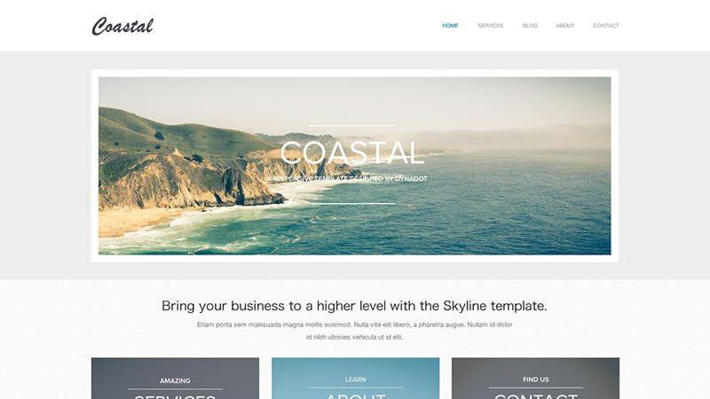 Website Templates: Easy Website Builder