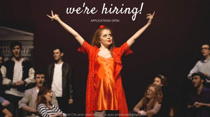 Call for applicants for McGill's Arts Undergraduate Theatre ...