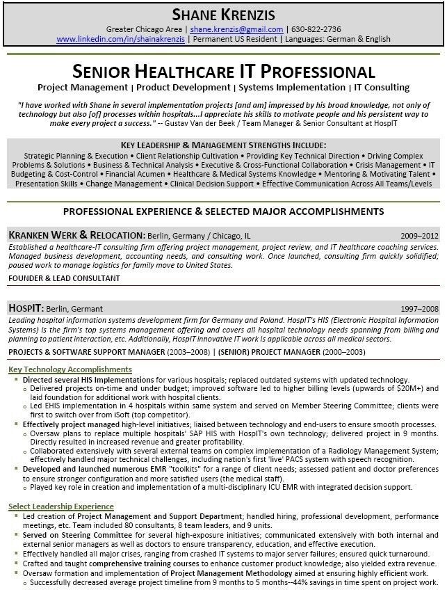 Support Manager Resume Sample. business development resume samples ...