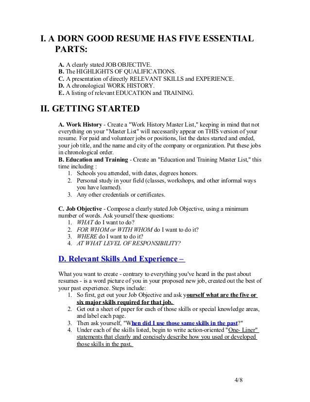 resumes how to write how to write a resume resume genius how to