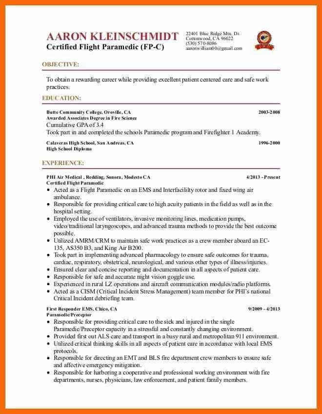 emt resume objective emt b resume sample emt resume samples