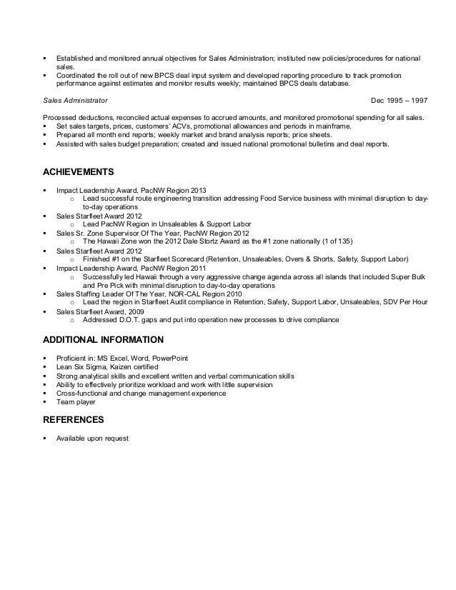 Resume Brent 2d