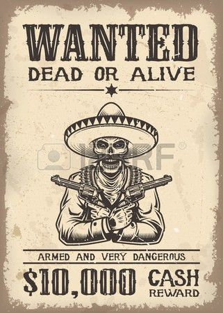 Wanted Poster Images & Stock Pictures. Royalty Free Wanted Poster ...