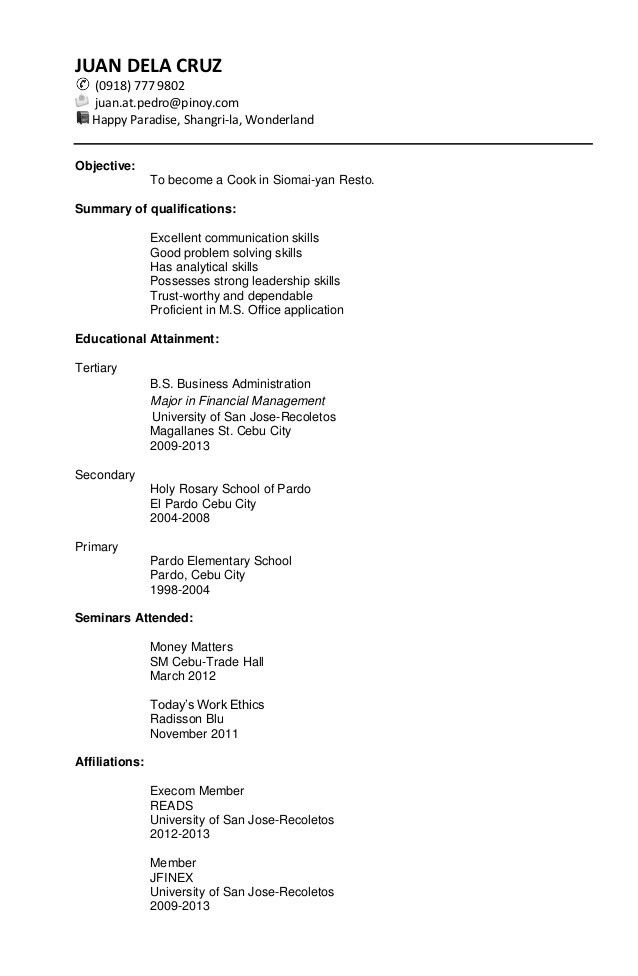 chronological resume sample radiologic technologist copyright ...