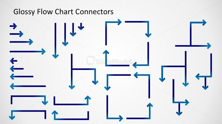 Flow Chart Connectors for PowerPoint - SlideModel
