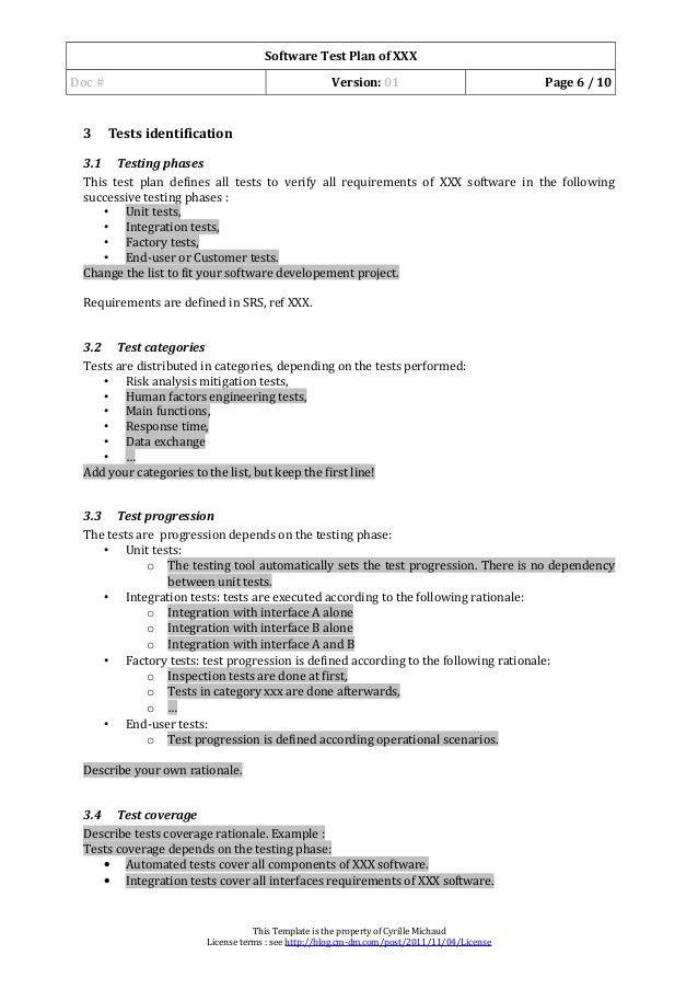 03 software test-plan-template