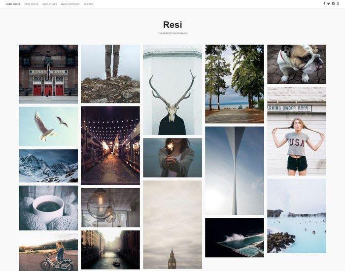 40+ Best Free Portfolio Wordpress Themes in 2017