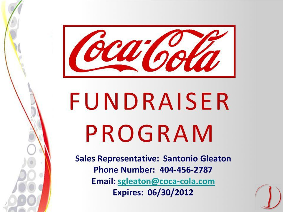 Sales Representative: Santonio Gleaton - ppt download