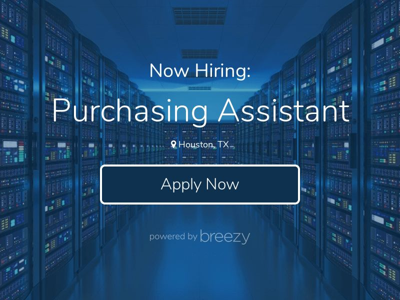 Purchasing Assistant at Netsync Network Solutions