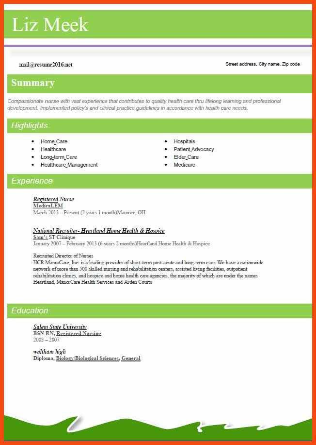 download best cv format | program format