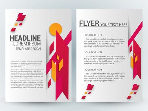 Blank background flyer template music free vector download (51,522 ...