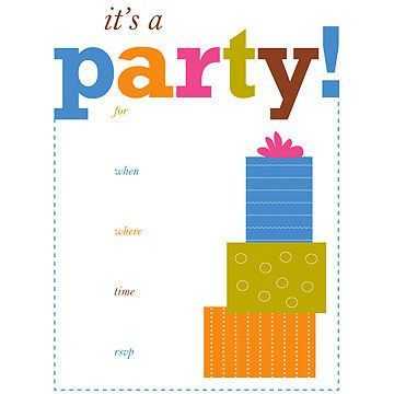 Birthday Invitation Etiquette Q&A
