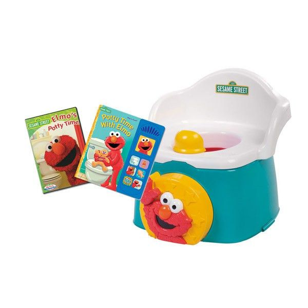 Elmo Products | Potty Training Concepts