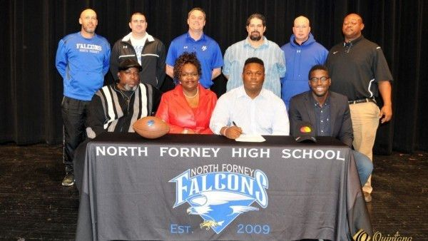 National Letter of Intent Signing Day - North Forney Falcons ...