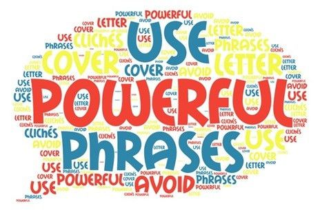 8 Powerful Phrases to Use in Your Cover Letter | Job Mail Blog