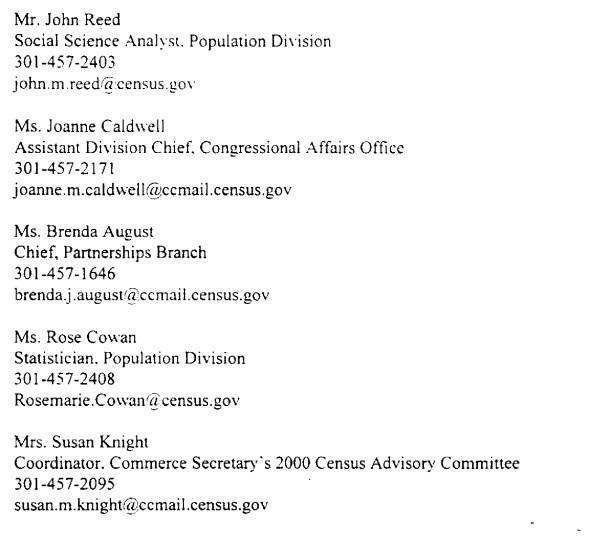 U.S. Census 2000 — Assyrians, The Final Analysis