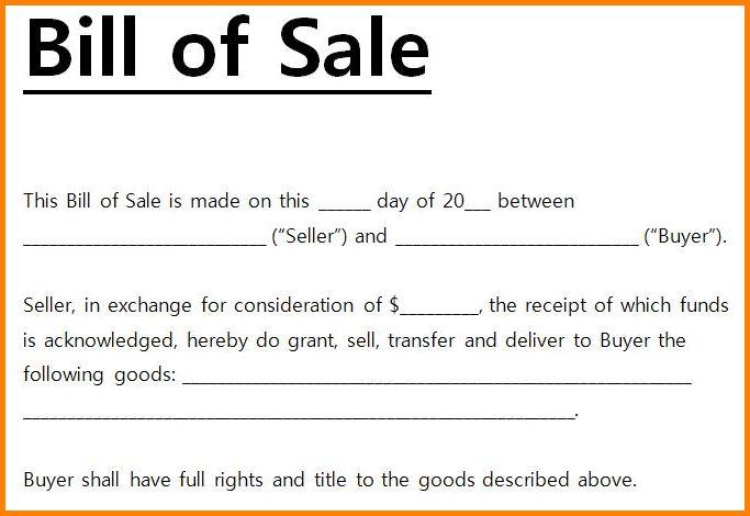 Bill Of Sale Template Word.Bill Of Sale Art.jpg - LetterHead ...