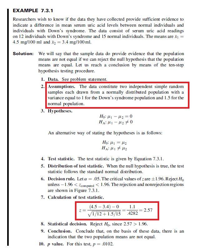 inferential statistics - Should we apply z-test or t-test for ...