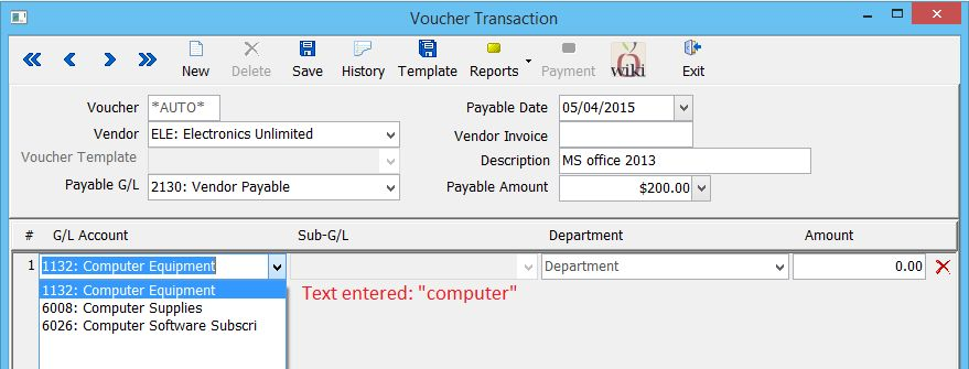 Voucher Transaction: Sample Voucher Templates - Agency Systems Wiki
