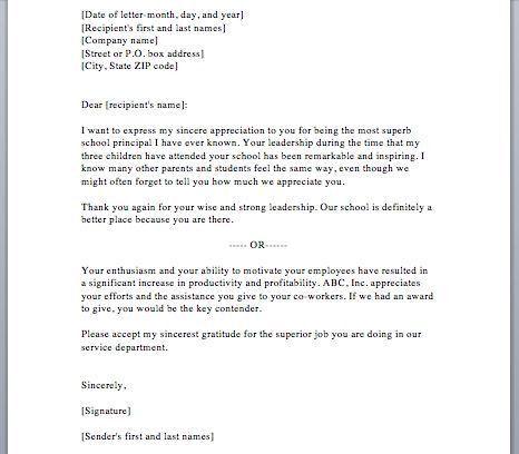 The 25+ best Teacher appreciation letter ideas on Pinterest ...