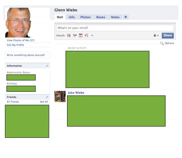 Tip of the Week – Creating a blank Facebook template | History Tech